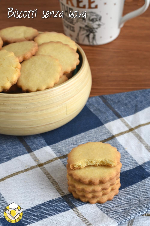 v_ biscotti senza uova facili ricetta anche senza glutine il chicco di mais