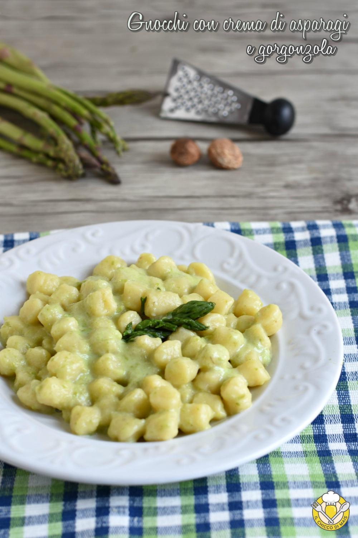 v_ gnocchi con crema di asparagi e gorgonzola ricetta facile gnocchi cremosi vegetariani il chicco di maisv_ gnocchi con crema di asparagi e gorgonzola ricetta facile gnocchi cremosi vegetariani il chicco di mais