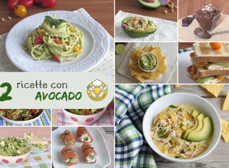 Ricette con avocado