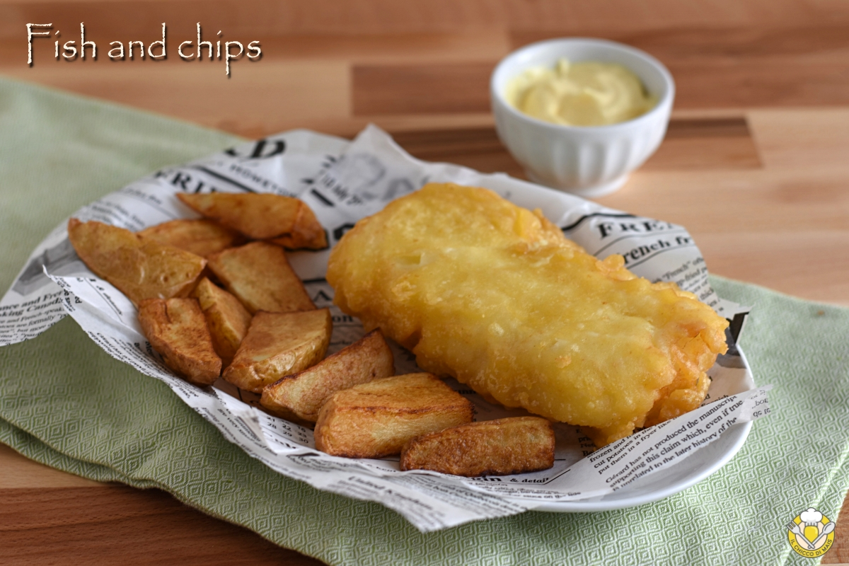 sale retailer f5951 f448b Fish and chips