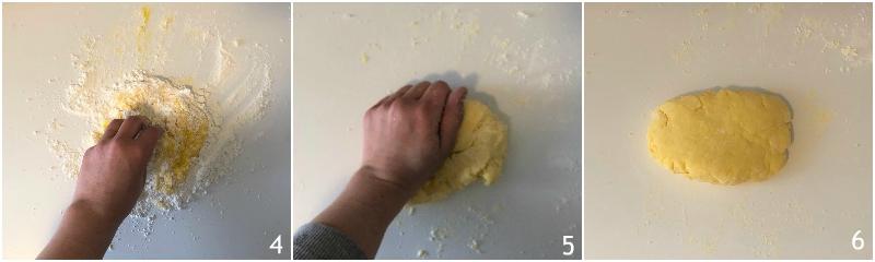 pasta all'uovo senza glutine ricetta pasta fresca glutenfree fatta in casa il chicco di mais 2 lavorare l'impasto