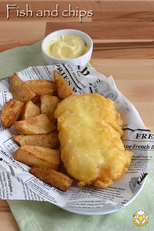 v_ fish and chips ricetta orginale inglese anche in versione senza glutine il chicco di mais