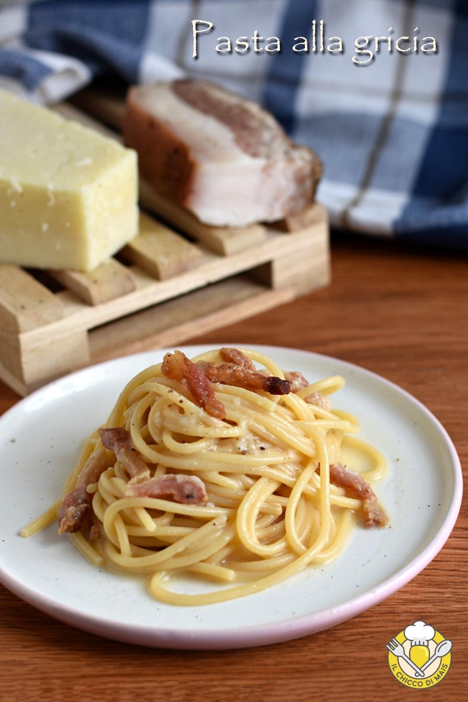 v_ pasta alla gricia cremosa ricetta perfetta con video e consigli il chicco di mais