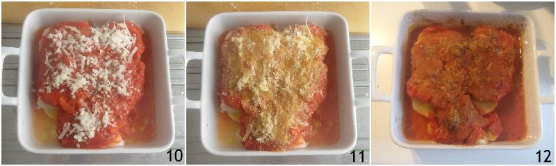 baccalà a sfincione al forno ricetta siciliana con pomodoro pangrattato e cipolle il chicco di mais 4 cuocere in forno