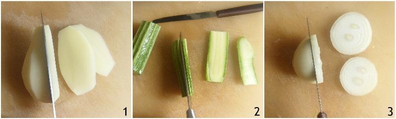 verdure gratinate al forno con pangrattato e parmigiano ricetta facile il chicco di mais 1 tagliare patate zucchine e cipolle