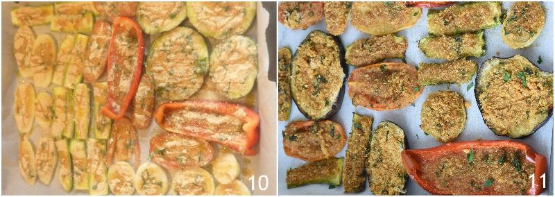 verdure gratinate al forno con pangrattato e parmigiano ricetta facile il chicco di mais 4 cuocere le verdure in forno