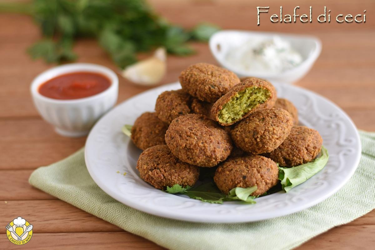 Ricetta Falafel Di Fave Al Forno.Felafel Di Ceci O Falafel Ricetta Originale Gli Errori Da Non Fare Chiccodimais