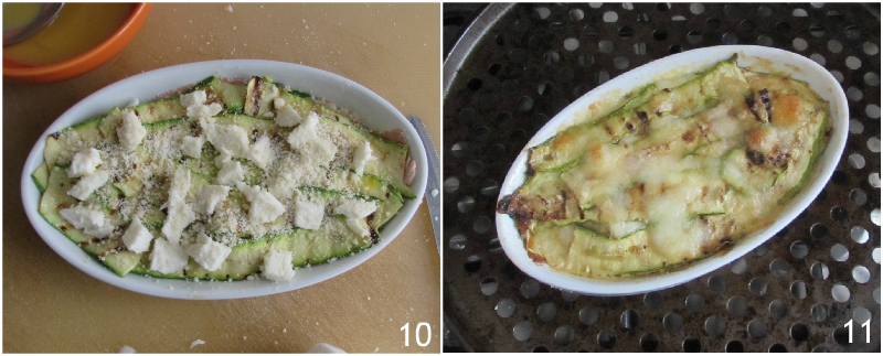 parmigiana di zucchine e prosciutto cotto con mozzarella filante ricetta sformato di zucchine in bianco il chicco di mais 4 cuocere in forno