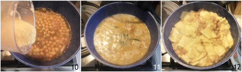 maltagilati con i ceci ricetta facile zuppa autunnale il chicco di mais 4 unire i maltagliati