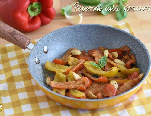 Peperoni alla siracusana