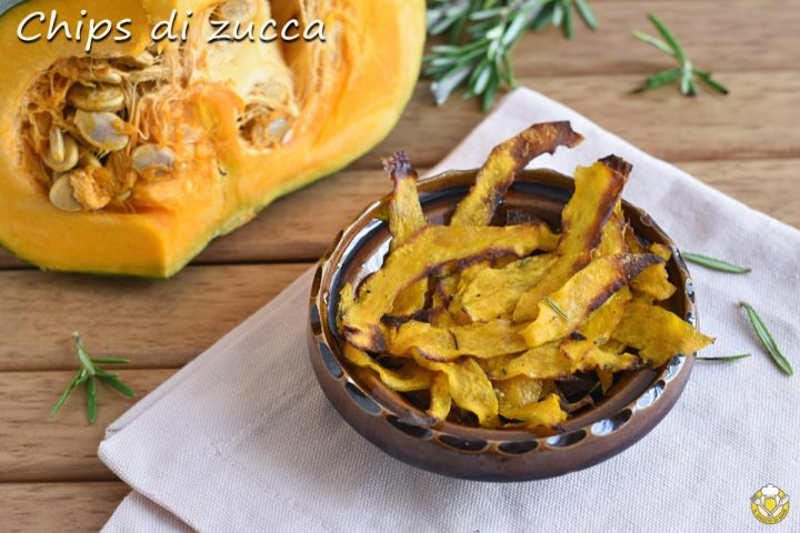 chips di zucca al forno croccanti ricetta facile con trucchi e consigli il chicco di mais