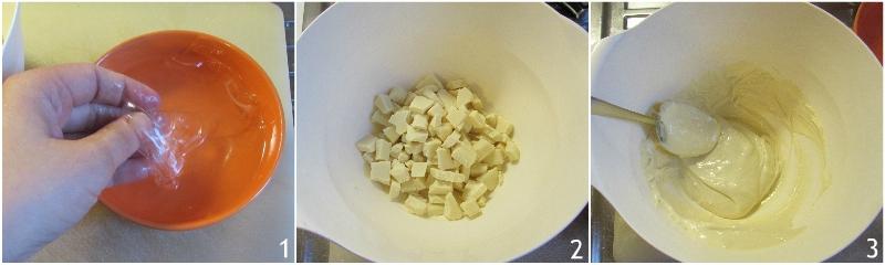 crema namelaka al cioccolato bianco ricetta crema soda per farcire e decorare che non si scioglie il chicco di mais 1 sciogliere il cioccolato