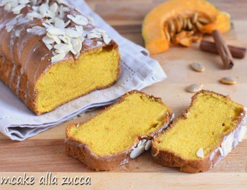Pumpkin bread: plumcake alla zucca e cannella