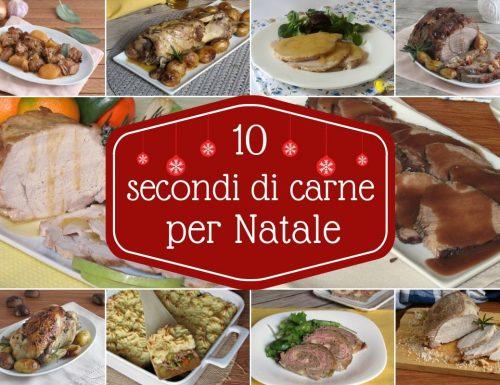 10 secondi di carne per Natale: ricette facili
