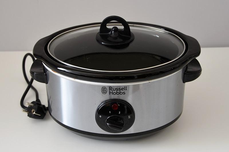 sow cooker russell hobbs ricettte
