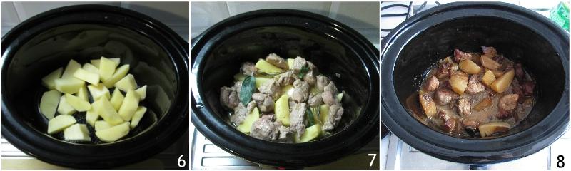 spezzatino di vitello nella slow cooker con patate in bianco ricetta spezzatino tenero a lunga cottura il chicco di mais 3 cuocere lo spezzatino