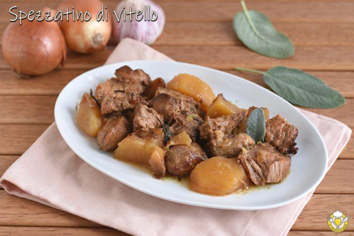 spezzatino di vitello nella slow cooker con patate in bianco ricetta spezzatino tenero a lunga cottura il chicco di mais