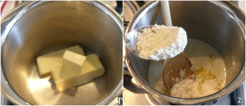 besciamella senza glutine ricetta base con maizena o con farina di riso il chicco di mais 1 mescolare burro e maizena o farina