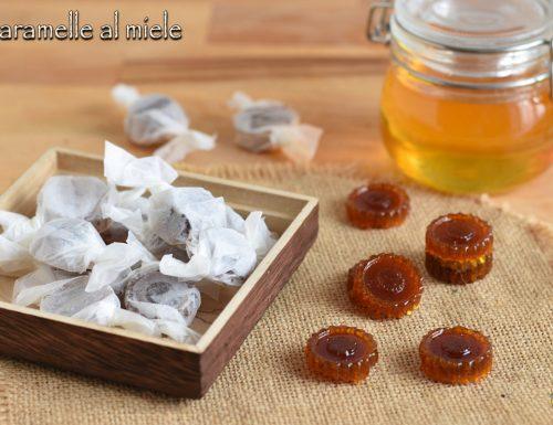 Caramelle al miele fatte in casa