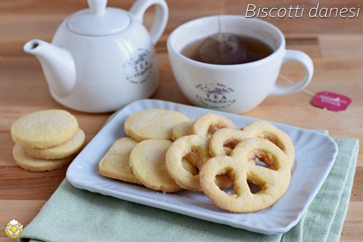 biscotti danesi al burro ricetta facile danish butter cookies anche senza glutine il chicco di mais