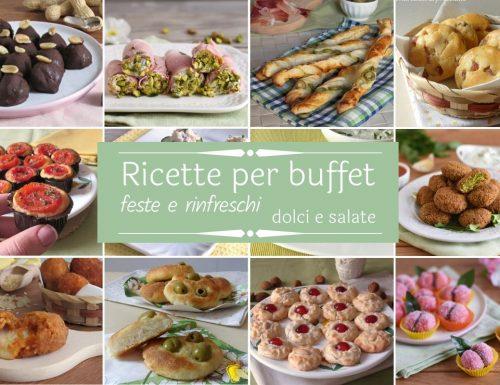 Ricette per buffet e rinfreschi