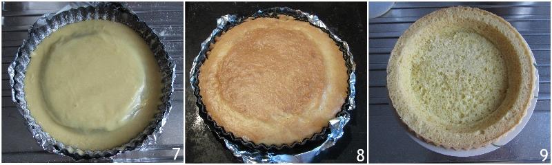 base per crostata morbida o torta californiana ricetta anche senza glutine e senza burro il chicco di mais 3 cuocere in forno