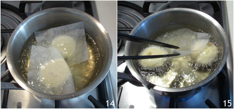 bignè di san giuseppe al forno o fritti ricetta romana dolce per la festa del papà il chicco di mais 6 friggere i bignè