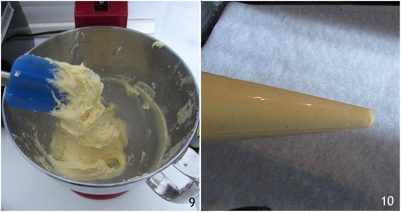 bignè senza glutine ricetta pasta choux glutenfree con farina di riso e fecola con foto passo passo il chicco di mais 4 fare l'impasto