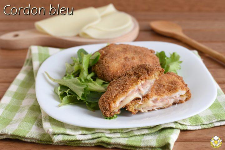 cordon bleu di pollo fatti in casa ricetta cotolette di pollo ripiene di prosciutto e formaggio il chicco di mais