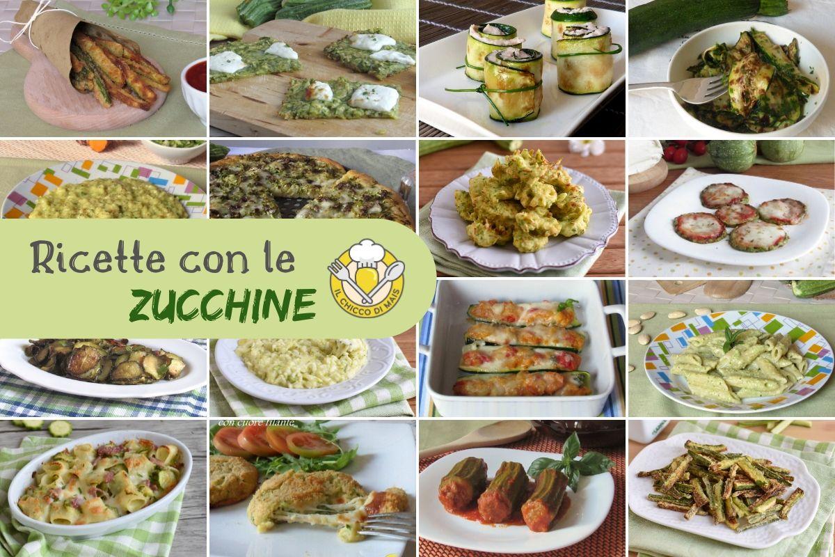 Cosa Cucinare Ad Agosto ricette con zucchine facili e veloci: antipasti, primi