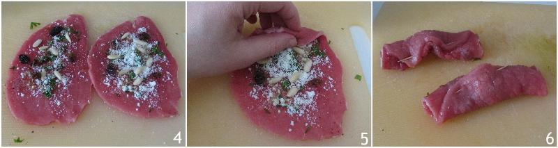 braciole al sugo napoletane ricetta originale involtini napoletani al pomodoro il chicco di mais 2 fare gli involtini