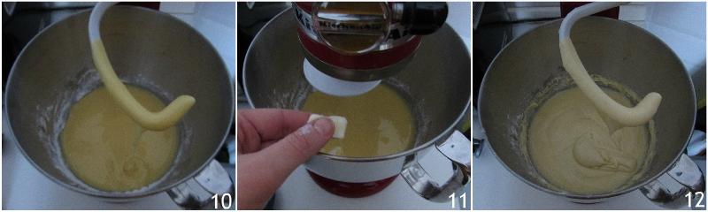 colomba senza glutine soffice ricetta di pasqua con lievito di birra e biga mix schar e revolution il chicco di mais 4 unire il burro a pomata