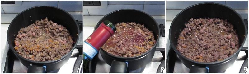 ragù bolognese nella slow cooker ricetta originale depositata cotta nella crock pot il chicco di mais 3 sfumare col vino rosso