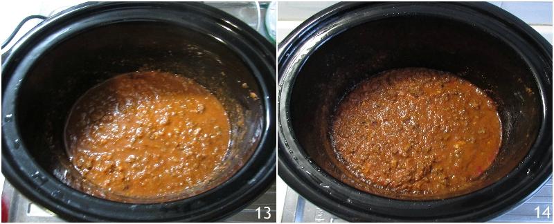ragù bolognese nella slow cooker ricetta originale depositata cotta nella crock pot il chicco di mais 5 unire il latte