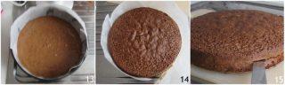 torta al cioccolato bianco e nocciole ricetta torta decorata di compleanno senza farina il chicco di mais 5 cuocere la base