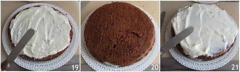 torta al cioccolato bianco e nocciole ricetta torta decorata di compleanno senza farina il chicco di mais 7 farcire la torta