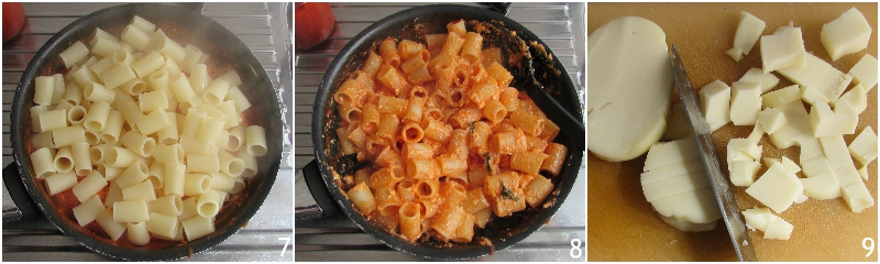 pasta al forno con ricotta e pomodoro ricetta vegetariana facile timballo di pasta senza besciamella il chicco di mais 3 condire la pasta