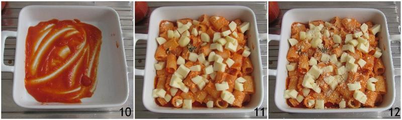pasta al forno con ricotta e pomodoro ricetta vegetariana facile timballo di pasta senza besciamella il chicco di mais 4 fare il timballo