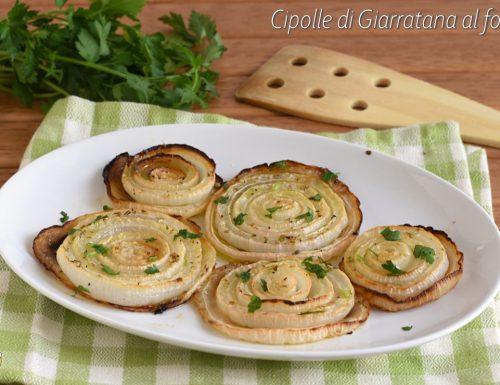 Cipolle di Giarratana al forno