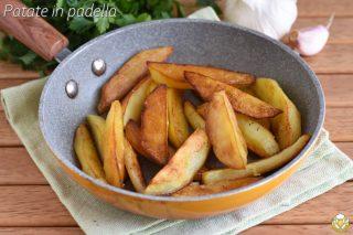 patate in padella croccanti ricetta e trucchi per patate in padella come al forno con poco olio il chicco di mais
