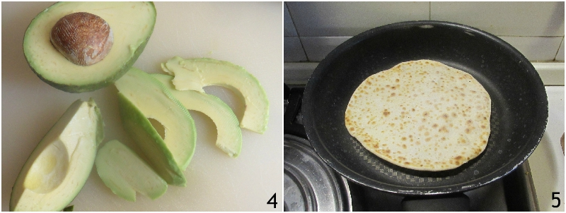 Uova alla messicana huevos rancheros ricetta colazione messicana con tortilla pomodori freschi e avocado il chicco di mais 2 scaldare la tortilla