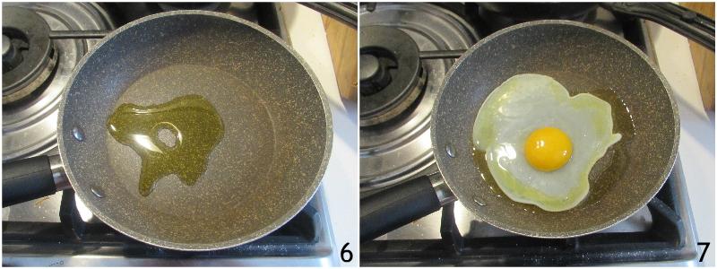 Uova alla messicana huevos rancheros ricetta colazione messicana con tortilla pomodori freschi e avocado il chicco di mais 3 sgusciare l'uovo