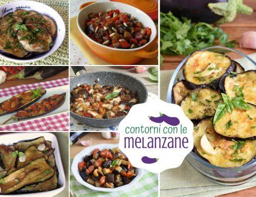 Contorni con le melanzane: 10 ricette facili e sfiziose