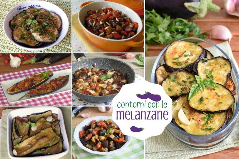 Contorni con le melanzane: 9 ricette facili e sfiziose