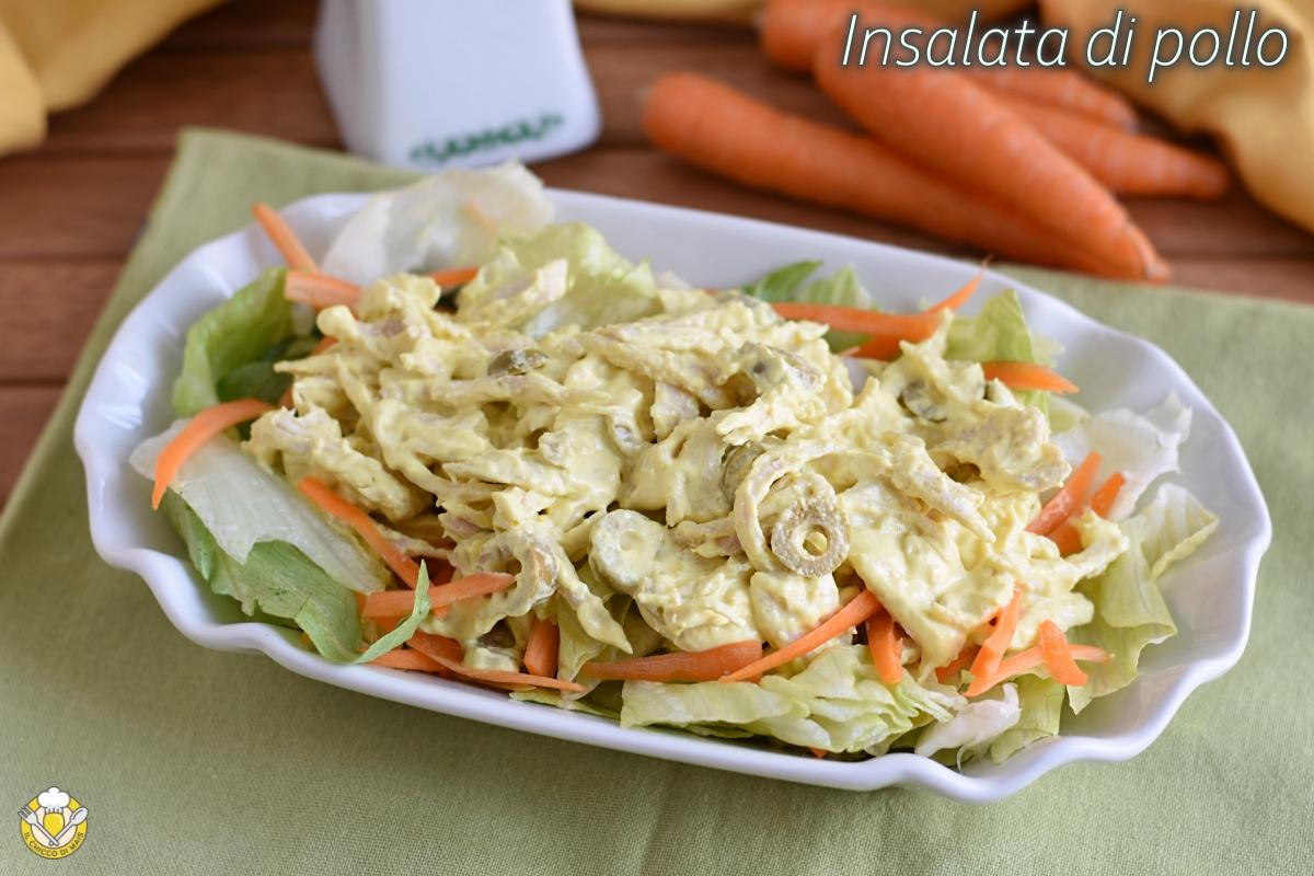 insalata di pollo senza maionese ricetta insalata di pollo cremosa ma light con yogurt il chicco di mais
