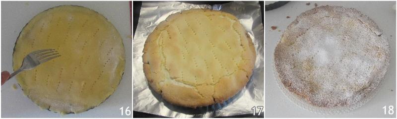 crostata ricotta e visciole ricetta originale ebraica romana con torta ricotta e marmellata di visciole il chicco di mais 6 cuocere il dolce