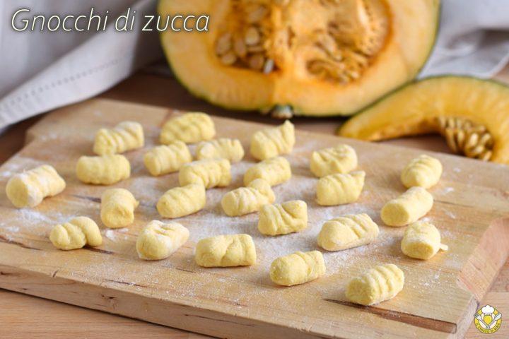 gnocchi di zucca senza patate ricetta tradizionale e senza glutine con uova il chicco di mais