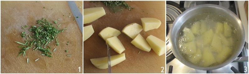 patate al forno avvolte nella pancetta arrotolata ricetta contorno di patate originale sfizioso il chicco di mais 1 prelessare le patate