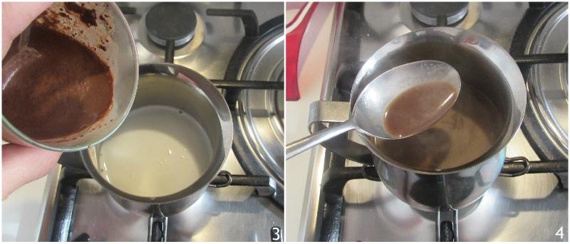 bagna al cacao analcolica per torte al cioccolato dolci per bambini mattonella di biscotti il chicco di mais 2 fare la bagna