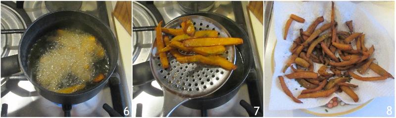 bastoncini di zucca fritta croccanti con rosmarino ricetta facile con passaggio in forno il chicco di mais 3 friggere la zucca